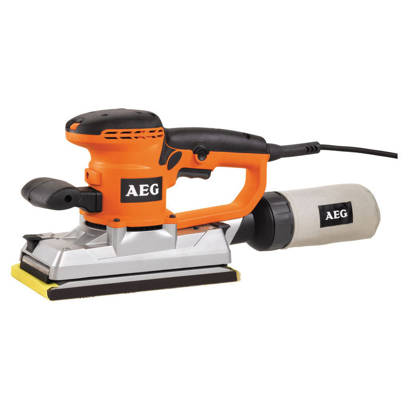 Imexco, POWERFUL ½ SHEET SANDER 440 W