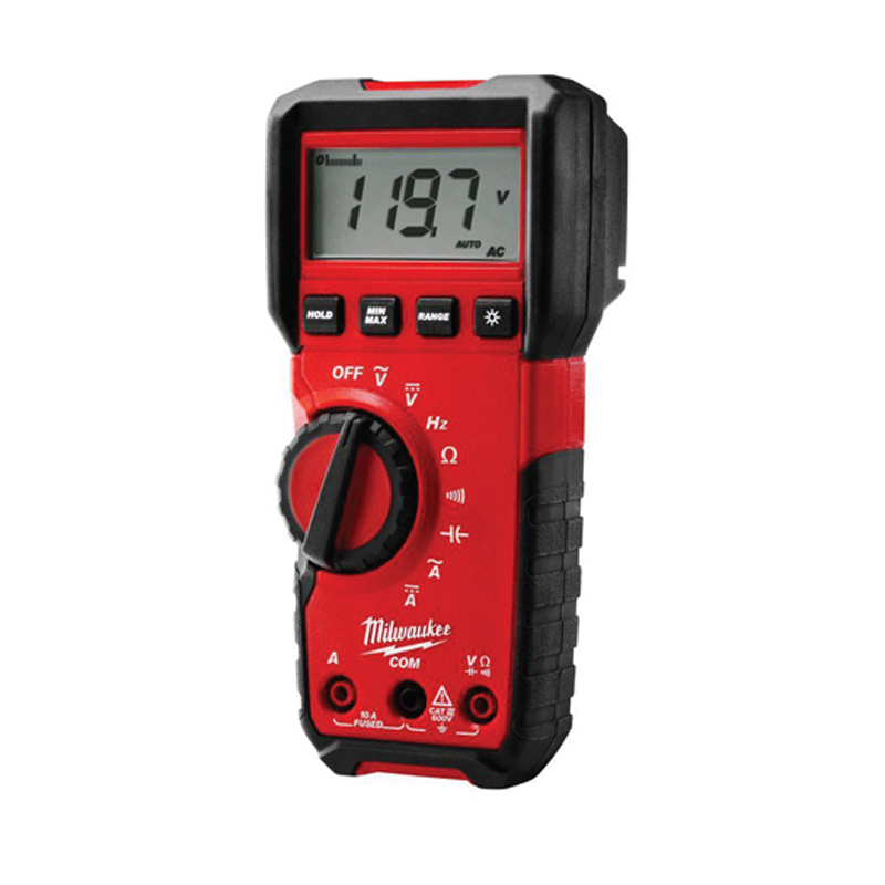 Imexco, RUGGED OVER-MOULDING DIGITAL MULTIMETER