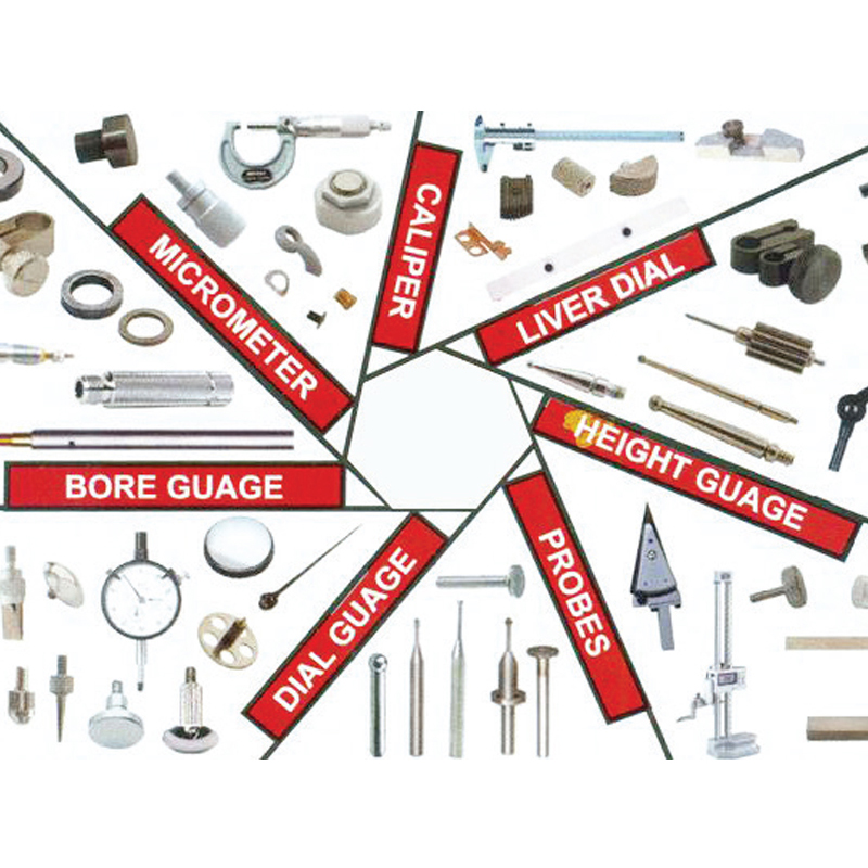 Imexco, MEASURING & PRECISION TOOLS