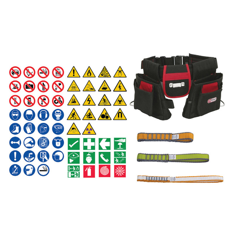 Imexco, RELATED SAFETY EQUIPMENT