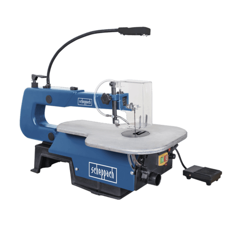 Imexco, Scroll Saw with foot switch 230-240V 50Hz 125W - 50mm